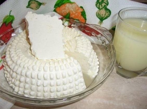 Как сделать домашний сыр сулугуни