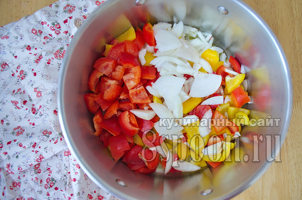 Соте из баклажанов на зиму- рецепт с фото_01