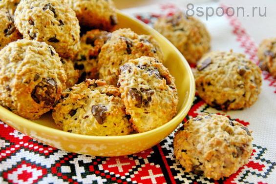овсяное печенье фото 18