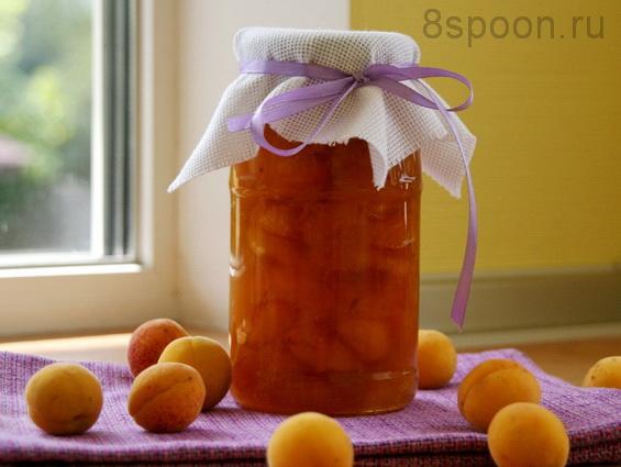 варенье из абрикос фото 11