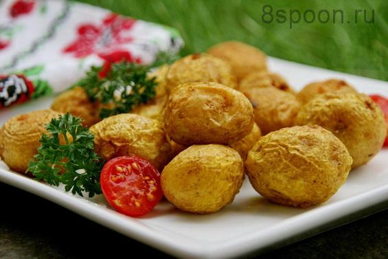 Картошка в духовке фото 9