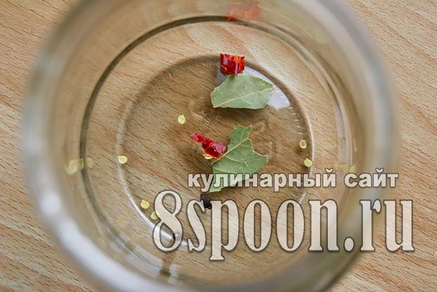 Салат из зеленых помидор на зиму «Вкуснота»_08