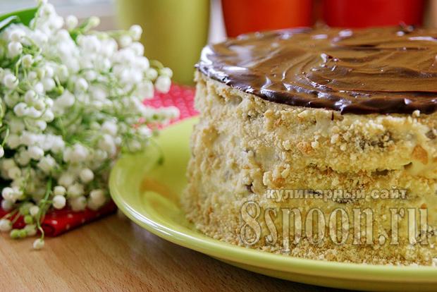 торт Микадо фото 19