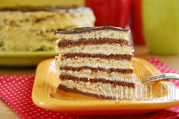 торт Микадо фото 24