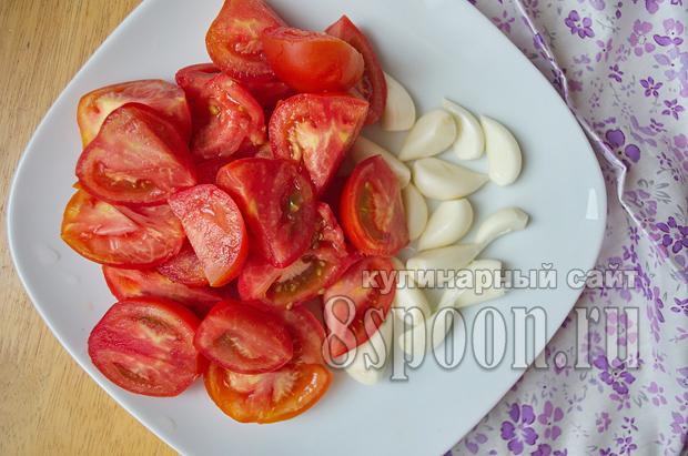 Лечо из болгарского перца на зиму с фасолью рецепт с фото_05