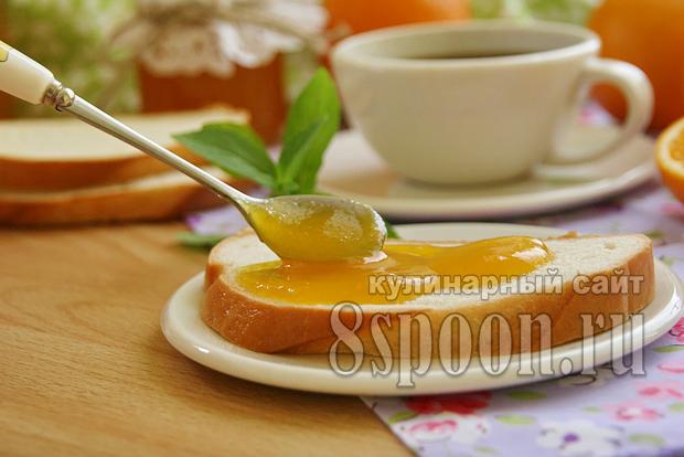 апельсиновый джем фото 12