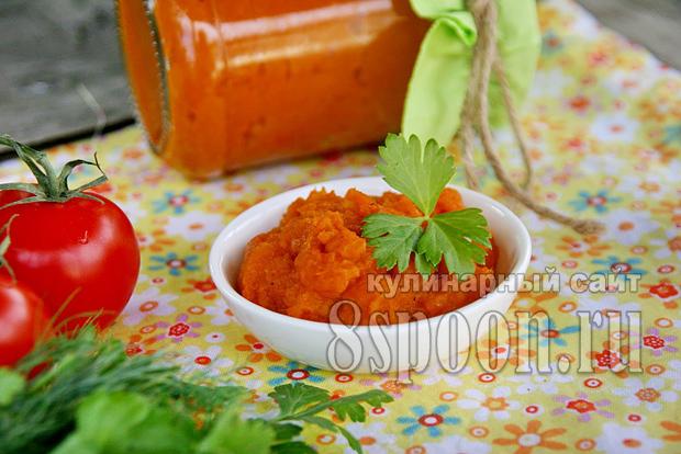 морковная икра фото 17