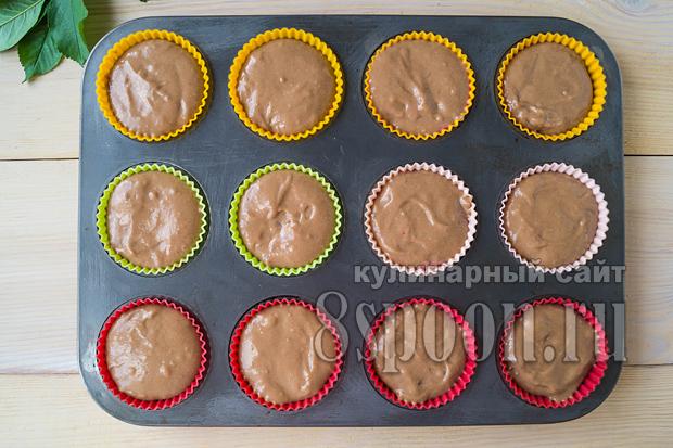Кексы в силиконовых формочках- рецепт с фото _05