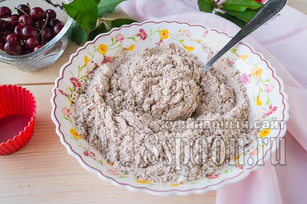 Кексы в силиконовых формочках- рецепт с фото _08