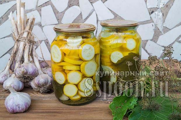 Маринованные кабачки на зиму без стерилизации на литровую банку_07