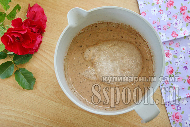Торт пражский рецепт с фото пошагово _11