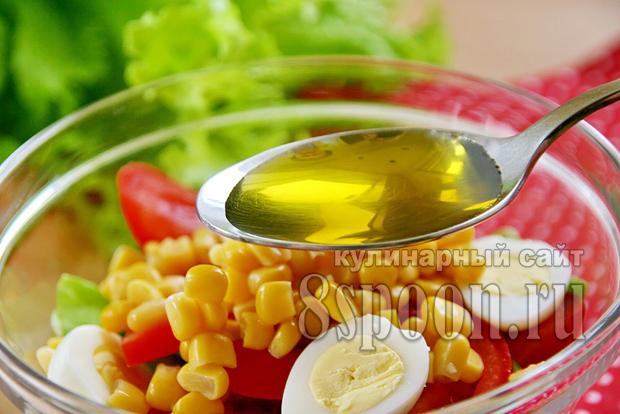 салат с перепелиными яйцами фото 6