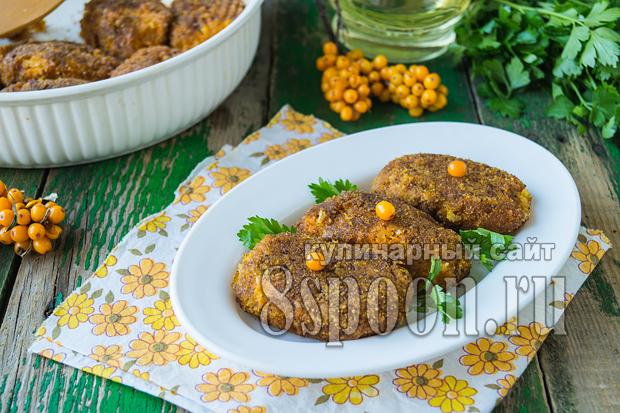 Морковные котлеты рецепт с фото пошагово _02