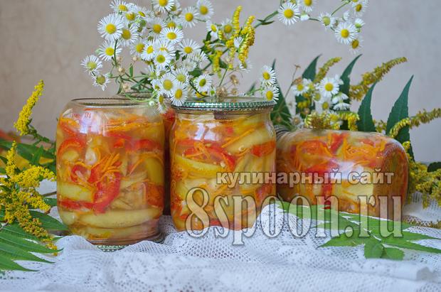 зеленые помидоры по-корейски на зиму_09