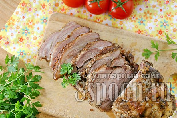 Буженина в домашних условиях из свинины