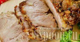 Мясо в пиве в духовке_04