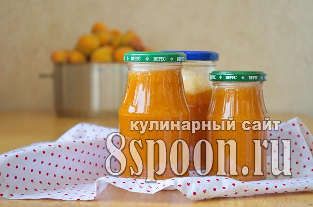 Абрикосы с сахаром на зиму фото_08