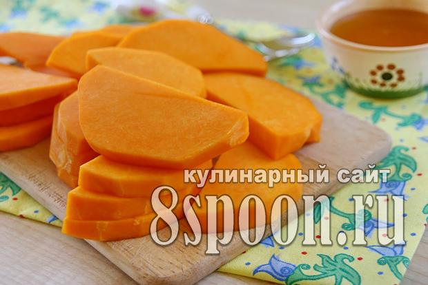Тыква запеченная с медом в духовке_02