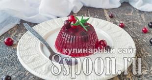 Фруктовое желе в домашних условиях с желатином