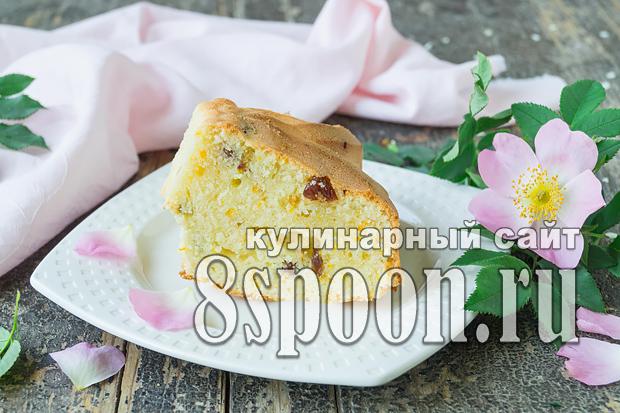 Манник на сметане- пошаговый рецепт с фото _09