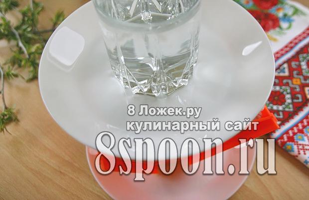 Творожная пасха с вареной сгущенкой фото_10