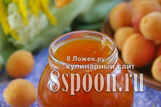 «Сказочный» джем из абрикосов фото_09