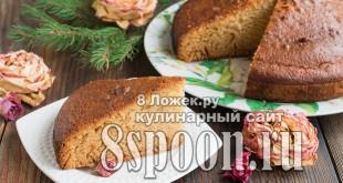 Бисквит на кефире в духовке  фото 3