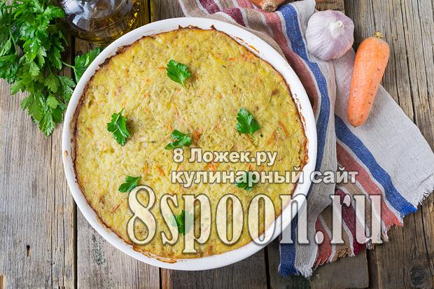 Картофельная бабка в духовке фото_07