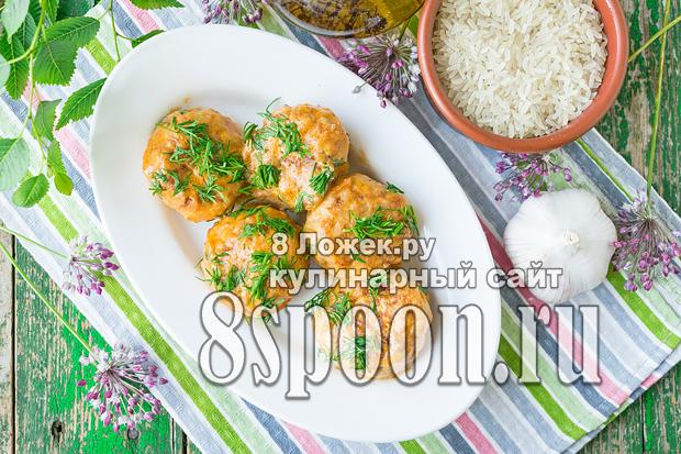 Куриные тефтели в сливочном соусе фото_02