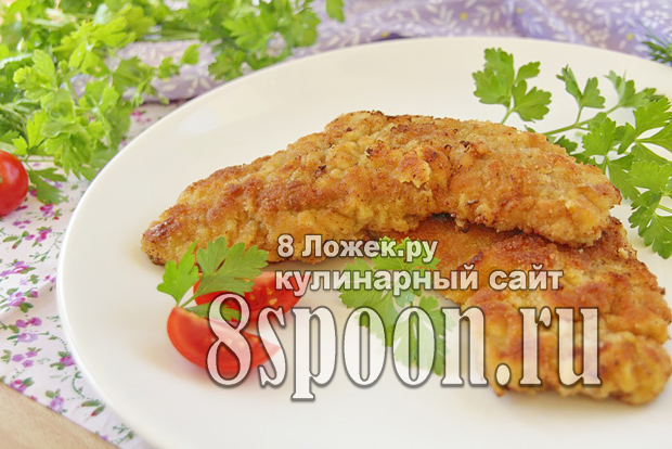 Шницель из говядины фото_10