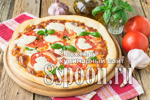Пицца маргарита фото_10