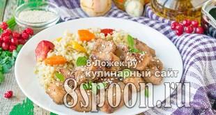 Курица в соевом соусе на сковороде фото_04