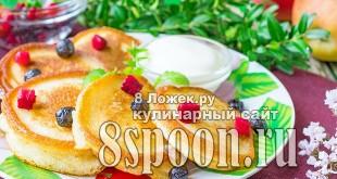 Оладьи из манки фото, фото рецепт оладушек из манки