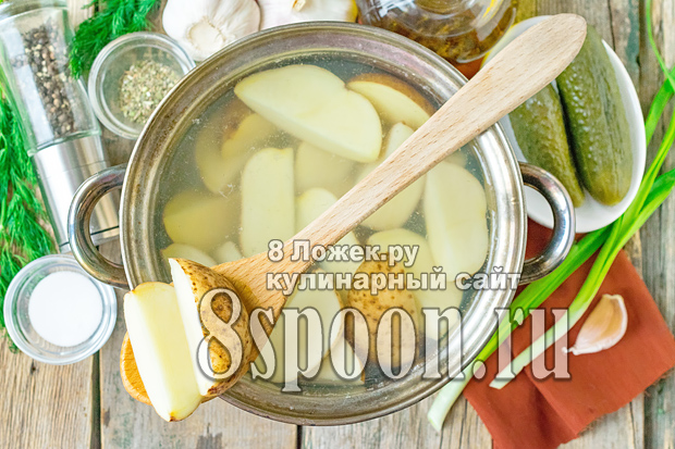 Картошка по деревенски на сковороде - пошаговый рецепт с фото как приготовить в домашних условиях