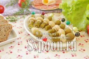 5 легких закусок для фуршета на День рождения! Часть 2 ... | 205x310