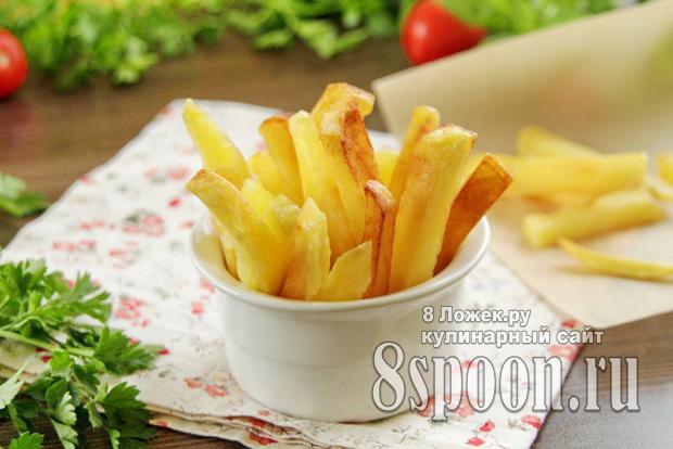 Картошка фри в мультиварке фото