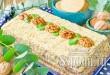 Торт из печенья без выпечки фото