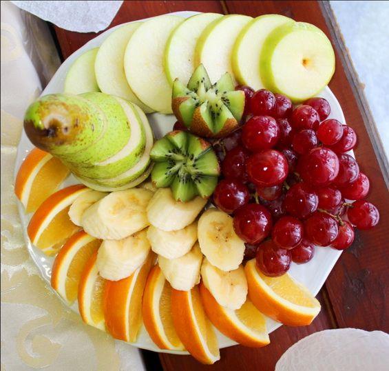 фруктовой нарезки можно