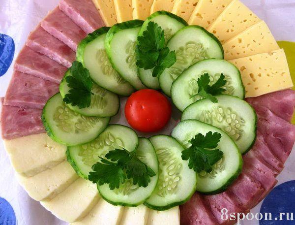 Рецепты мясных закусок - Вкусные рецепты с фото