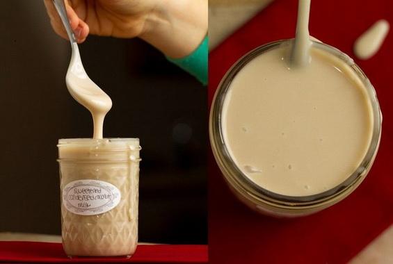 Натуральное домашнее сгущенное молоко