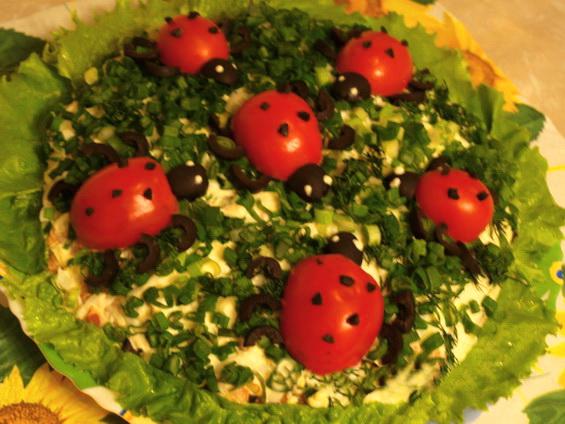 Маслины и оливки украшение фото