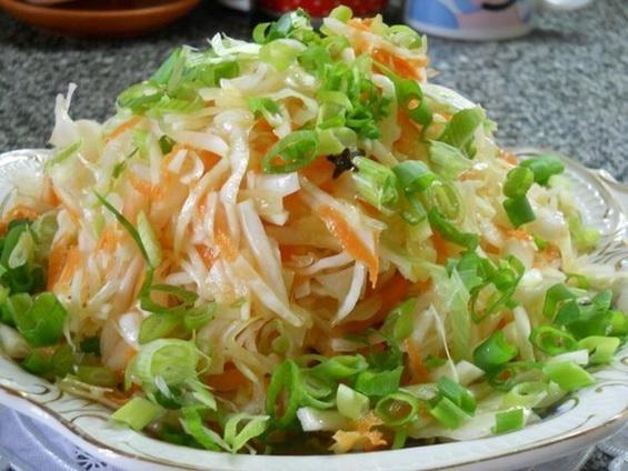 рецепт квашеной капусты быстрого приготовления