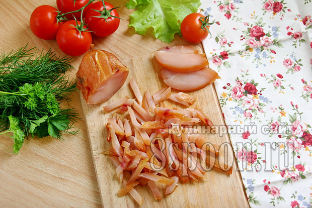 Рецепт мант с куриным фаршем