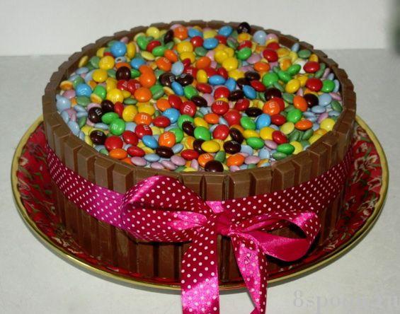 Испечь торт дома на день рождения ребенка своими руками 262