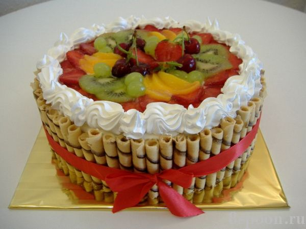 Украшения для торта с фото