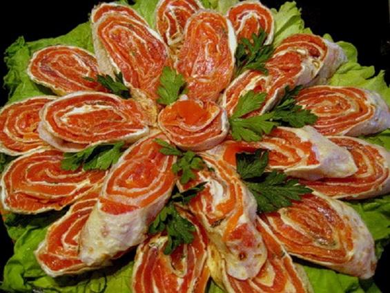 салаты из крабового мяса с фото
