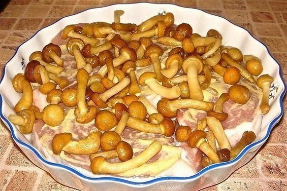 Свинина под шубой на Новый Год: рецепт с фото