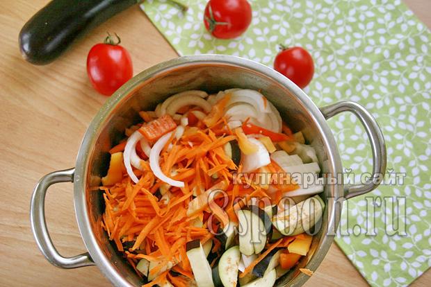 салат на зиму из баклажан и фасоли фото 6