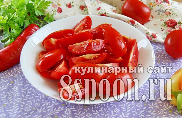 Классический рецепт болгарского лечо