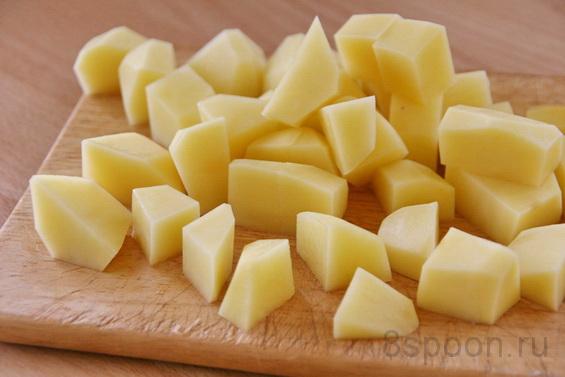 картошка с паприкой фото 2
